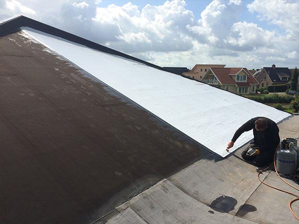 Wat we doen dak onderhoud